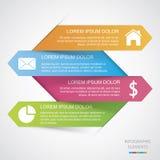 Infographic stock abbildung