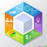 InfoGraphic 02 Zdjęcie Royalty Free