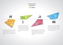 Infographic lizenzfreie abbildung