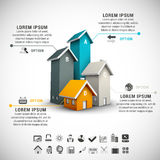 Infographic Стоковая Фотография