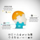 Infographic Stock Afbeelding