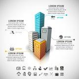Infographic Lizenzfreies Stockbild