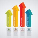 Infographic Stockbilder