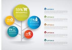 Infographic Lizenzfreie Stockfotografie