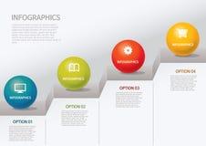 Infographic Fotos de archivo libres de regalías