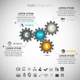 Infographic бесплатная иллюстрация