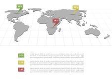 Infographic Стоковые Фото