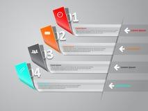 Infographic Obrazy Stock