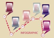 Infographic διανυσματική απεικόνιση
