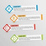 Infographic Immagine Stock Libera da Diritti