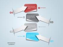 Infographic royalty ilustracja
