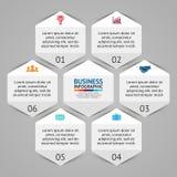 Infographic affär, diagram, presentation Fotografering för Bildbyråer