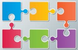 Infographic background Stock Photos