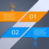 Infographic Banner Stock Photos