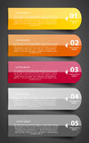 Infographic business template vector illustration Royalty Free Stock Photography
