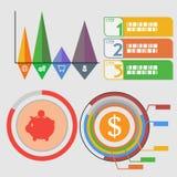 Infographic_color Ilustração Stock