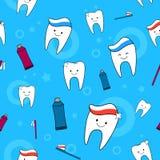 Infographic con i denti bianchi sui precedenti grigi Fotografie Stock