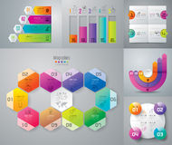 Infographic Design And Marketing Icons.