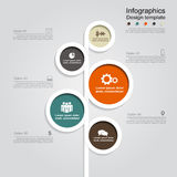 Infographic design with elements and icons. Vector illustration. Infographic design template with elements and icons. Vector illustration vector illustration
