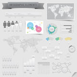 Infographic design elements Stock Photography