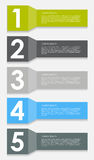 Infographic Design Elements for Your Business Vector Illustration. EPS10 Stock Photos