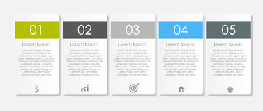 Infographic Design Elements for Your Business Vector Illustration. EPS10 Stock Photo