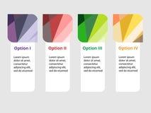 Infographic design Stock Image