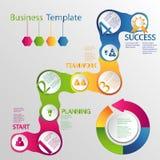 Infographic design  Royalty Free Stock Photos