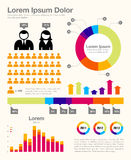 Infographic Design Stock Photos