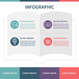 Infographic design template. Infographics  design template. Background Royalty Free Stock Photo