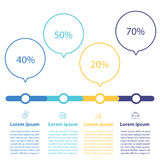 Infographic design template. Infographics  design template. Background Stock Photo