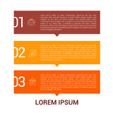 Infographic design template. Infographics  design template. Background Stock Photos