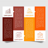 Infographic design template. Infographics  design template. Background Royalty Free Stock Image