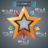 Arrows, star. icons. Arrows icon. royalty free illustration