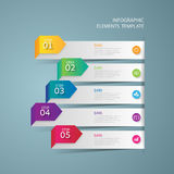 Infographic design template and marketing icons, Business concep. T with 5 options.illustration Vector Illustration