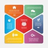 Infographic design template. Vector illustration. Infographic design template with place for your data. Vector illustration Stock Photo