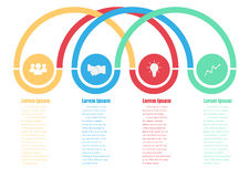 Infographic design Stock Photo