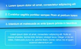 Infographic Designpapierschablone. Fliegerplan. Lizenzfreies Stockbild