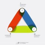 Infographic diagram Royaltyfria Bilder