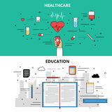 Infographic Education Royalty Free Stock Images