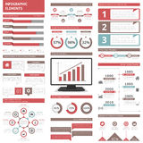 infographic element Arkivfoton