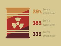 Infographic Element Stock Photography