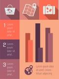 Infographic Element Stock Photo