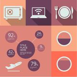 Infographic Element Royalty Free Stock Image