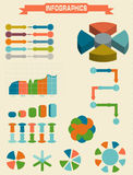 Infographic Element Set. Vector illustration. Infographic Element Set - Vector illustration. EPS10 vector Royalty Free Stock Photography