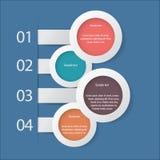 Infographic-Elemente stock abbildung