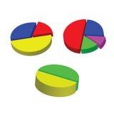 Infographic Elemente Stock Abbildung