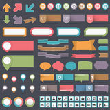 Infographic Elements Royalty Free Stock Photo