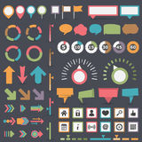 Infographic Elements Stock Image