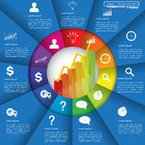 Infographic Elements Stock Photography